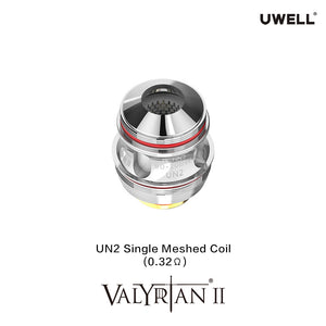 UWELL VALYRIAN II REPLACEMENT COILS - 2 PACK