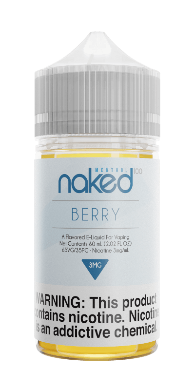 VERY COOL (BERRY) E-LIQUID BY NAKED100 - 60ML