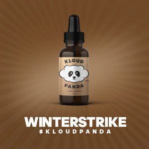 Winter Strike Ejuice - LifestylE Cig Eliquids