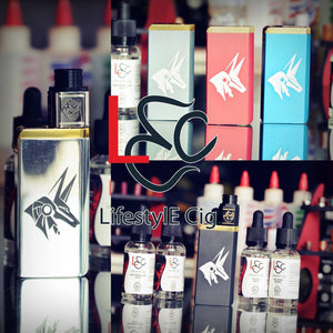 The Anubis by El Diablo Philippines - LifestylE Cig Eliquids