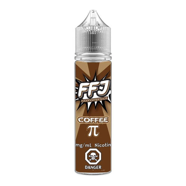 COFFEE PIE - 60ML E-LIQUID - LifestylE Cig Eliquids
