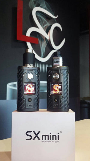 YiHi G Class Limited Edition Carbon Fiber - LifestylE Cig Eliquids
