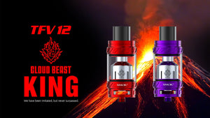 Smok TFV12 Cloud Beast King - LifestylE Cig Eliquids