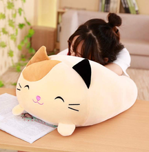 Load image into Gallery viewer, Tired Kitty Cushion