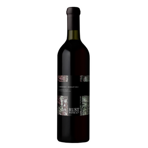 2014 Rust Wine Co. Cabernet / Merlot