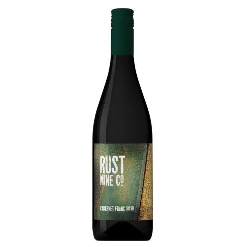 2018 Rust Wine Co. Cabernet Franc