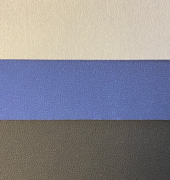 Digi Video Book Colors: Silver Luxe, Charcoal Black, Blue Luxe