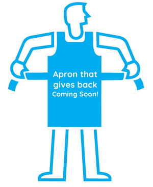 Water Warrior Apron