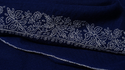 Sozni Embroidery from Kashmir: Confluence of Needle, Thread and Pashmina