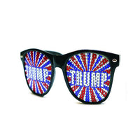 2020 Trump Paster Sunglasses New Fashion party dress mask Creative Personality Supporters of President Trump's Campaign