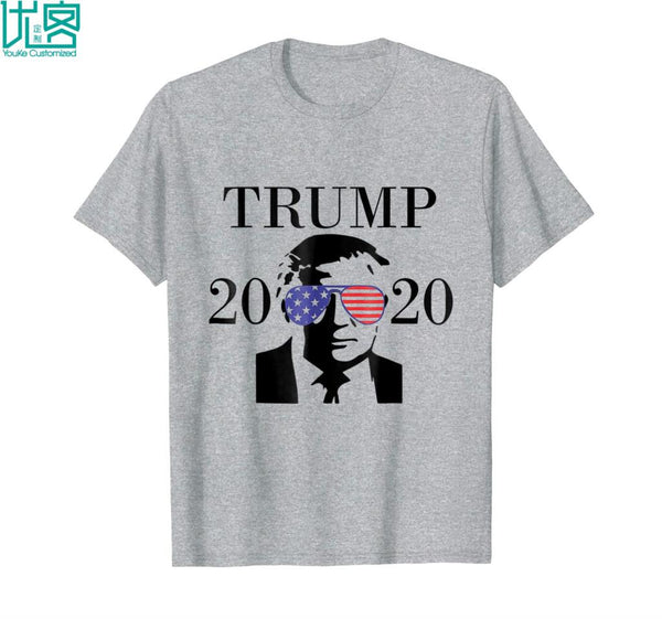 Re-Elect Trump 2020 Make Liberals Cry Again Gop  2019 Summer Men's Short Sleeve T-Shirt