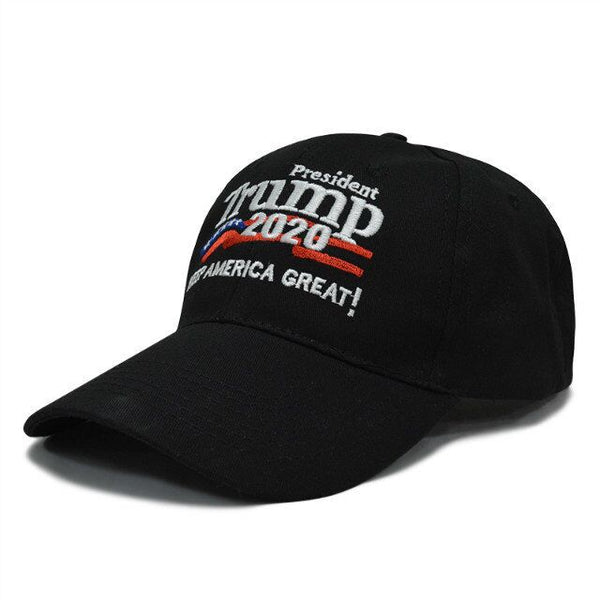 2019 New Style Trump 2020 Hat Make American Great Again Hat Donald Trump Cap Adjustable USA Baseball Cap Sport Hat