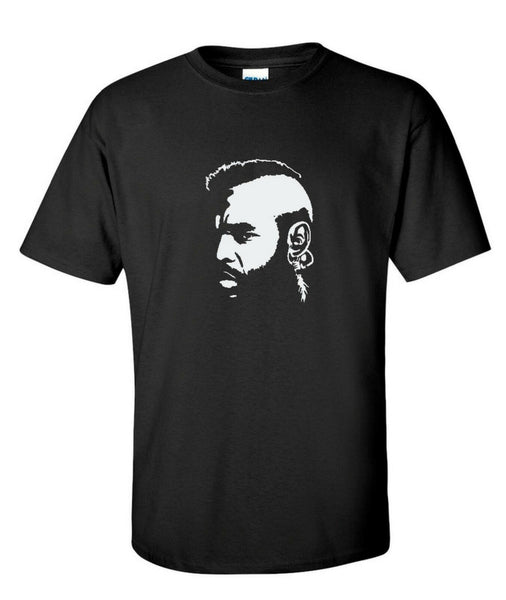 Clubber Lang Rocky 3 Mr T A-Team 80s Movie T-shirt