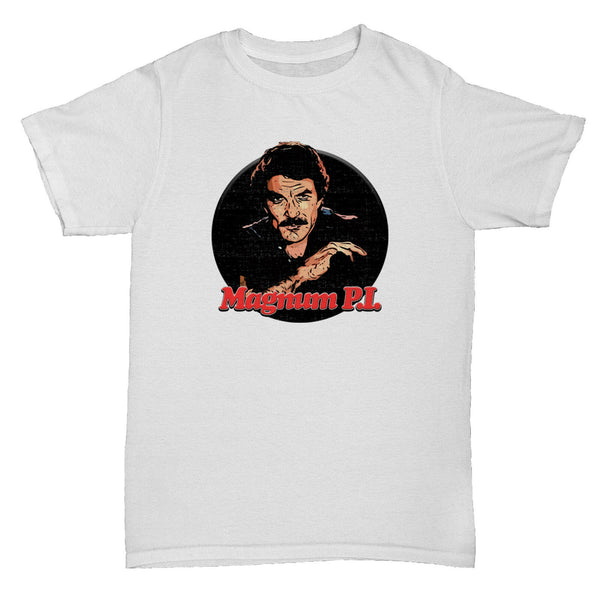 MAGNUM P.I PI TOM SELLECK MOVIE FILM 80S 90S TUMBLR TV COMEDY T Shirt
