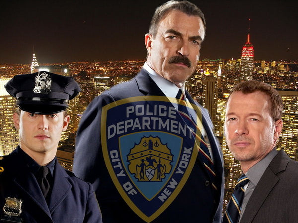 "095 Hot Movie TV Shows - Blue Bloods 7 19""x14"" Poster"