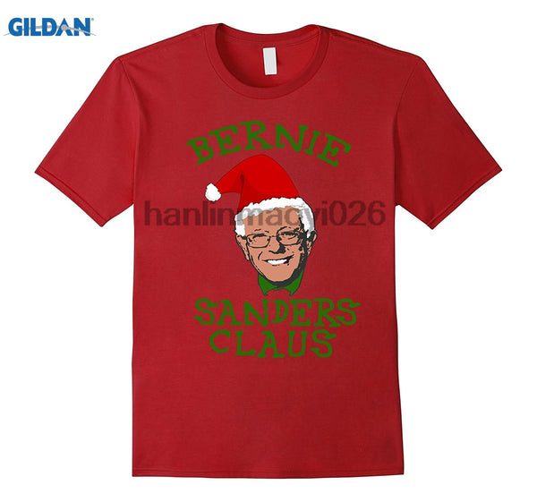 Bernie Sanders Claus Hilarious Christmas Ugly Sweater Shirt