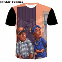 PLstar Cosmos 2018 New Creative 3d T-shirt Women Men  Short Sleeve Tshirt Bernie Loves Kitty Cat And Other Fun T-Shirts  5XL