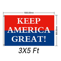 home decor flag Trump 2020 for President Re-Election Keep Make America Great Again USA Flags 3x5 FT Support Banner