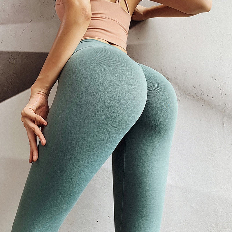 Legging Push Up - Yoga