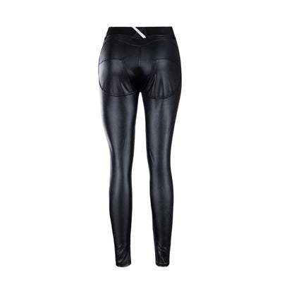 Legging Simili Cuir Push up - iONiQ SHOP