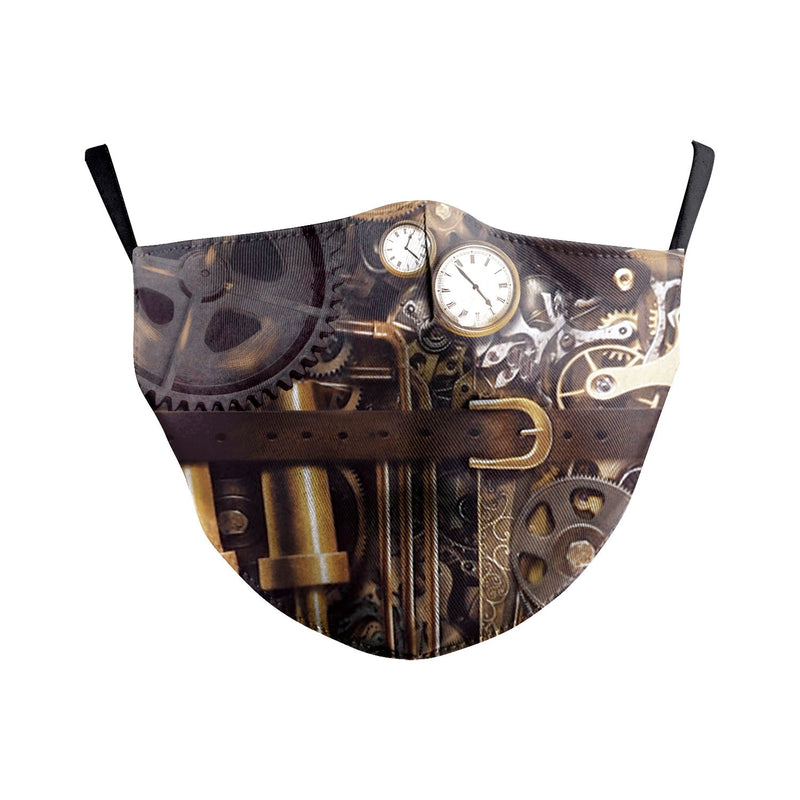 Masque de Protection Steampunk