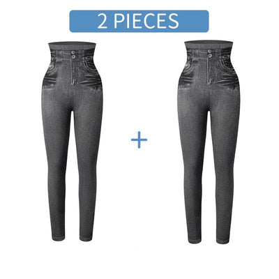 Lot Legging Jeans - Jegging Denim - iONiQ SHOP