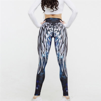Legging Angel Fly - iONiQ SHOP