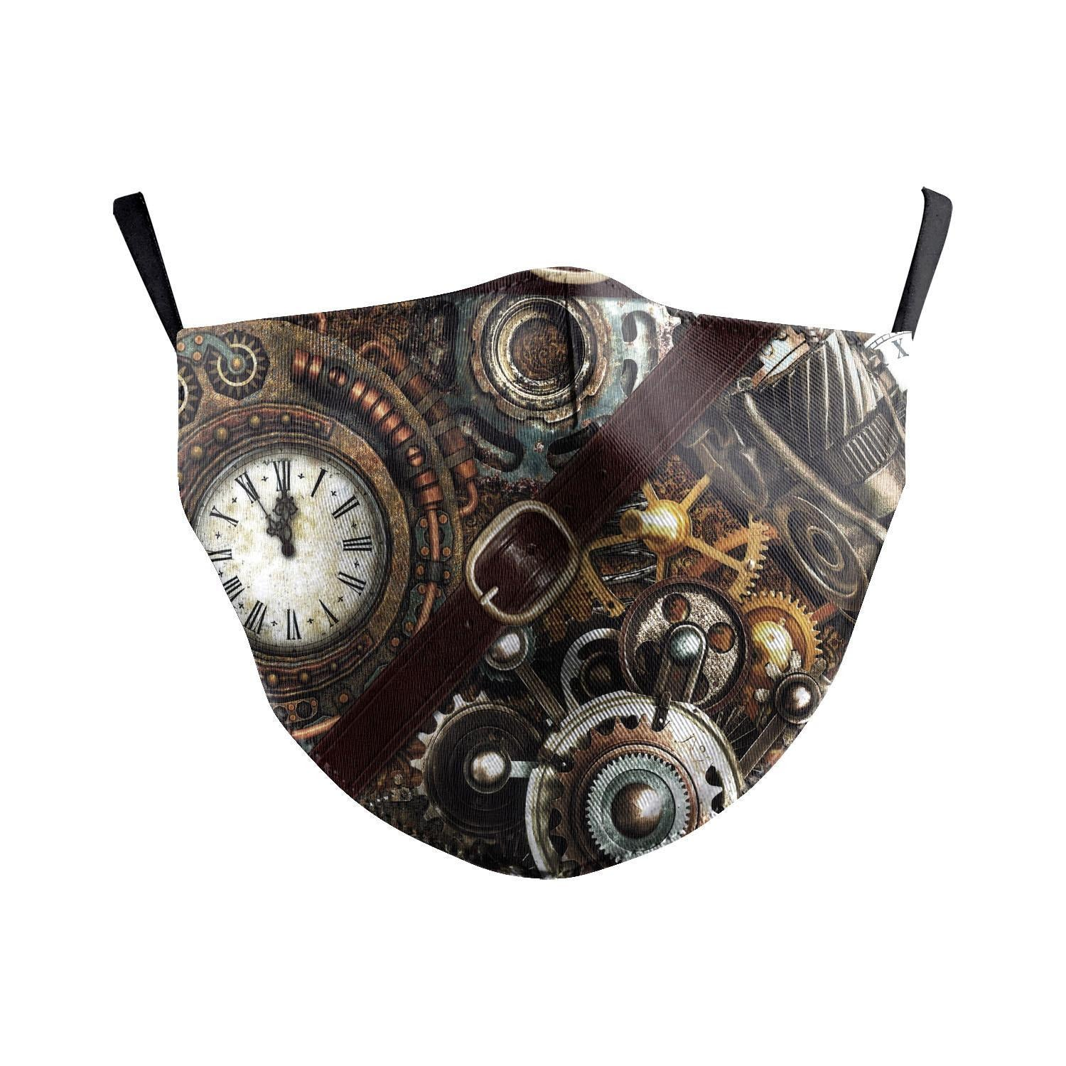 Masque de Protection Steampunk - iONiQ SHOP