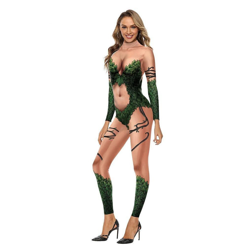 Legging Costume Poison Ivy - iONiQ SHOP