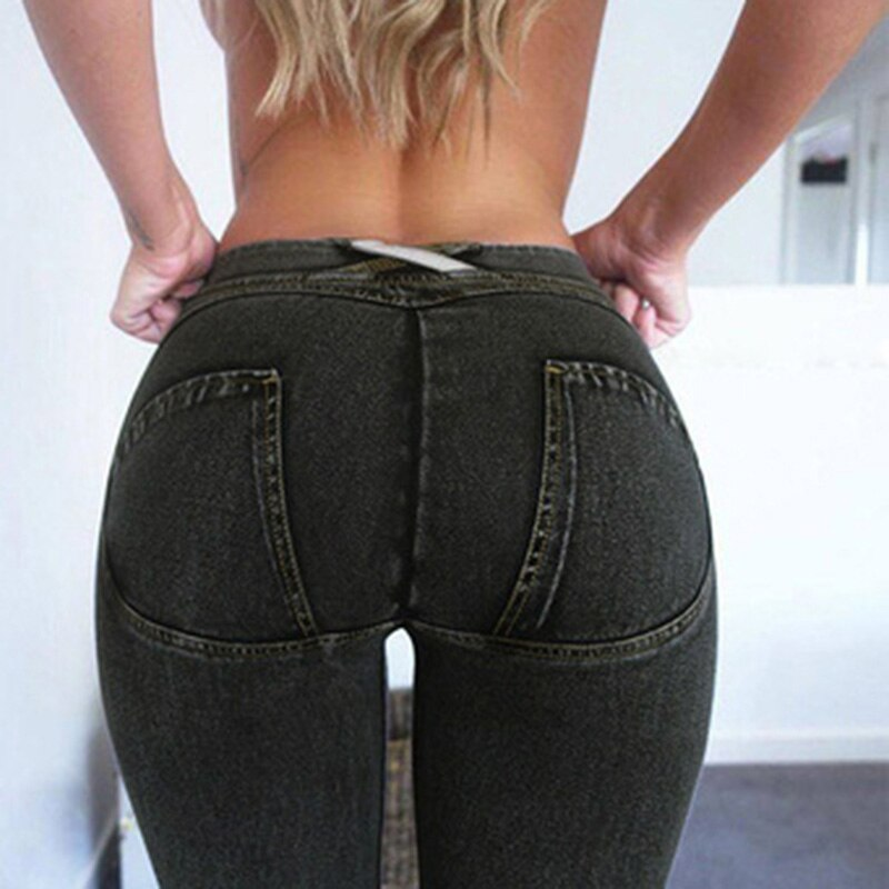 Leggings Jeans Drainant