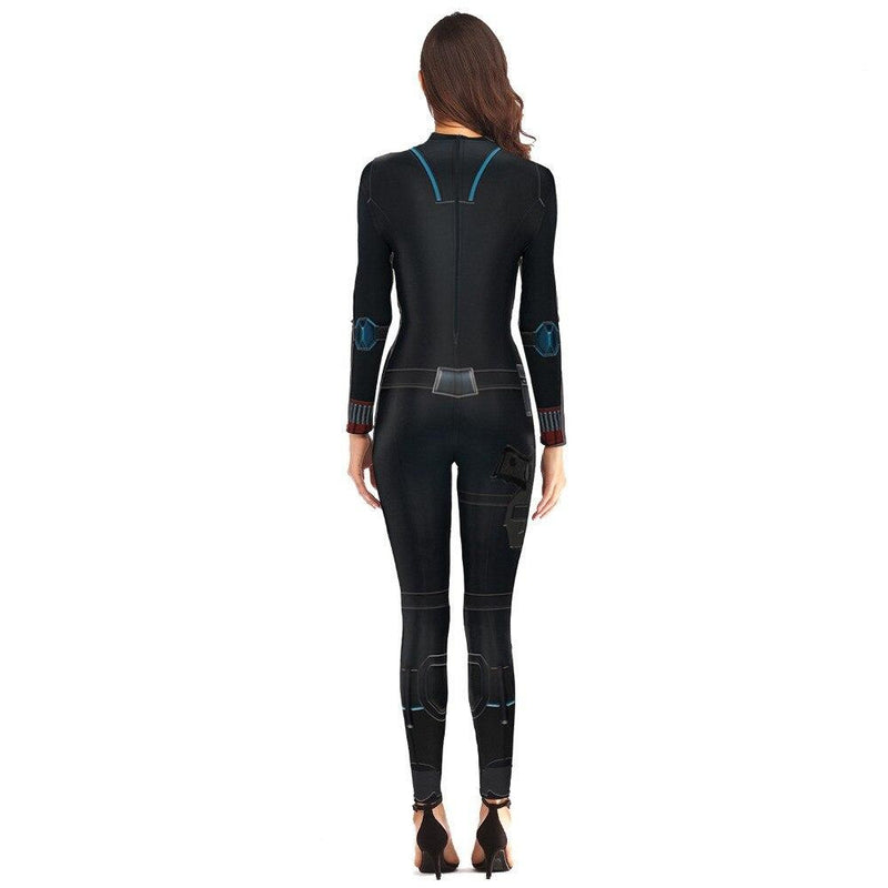 Legging Costume Black Widow