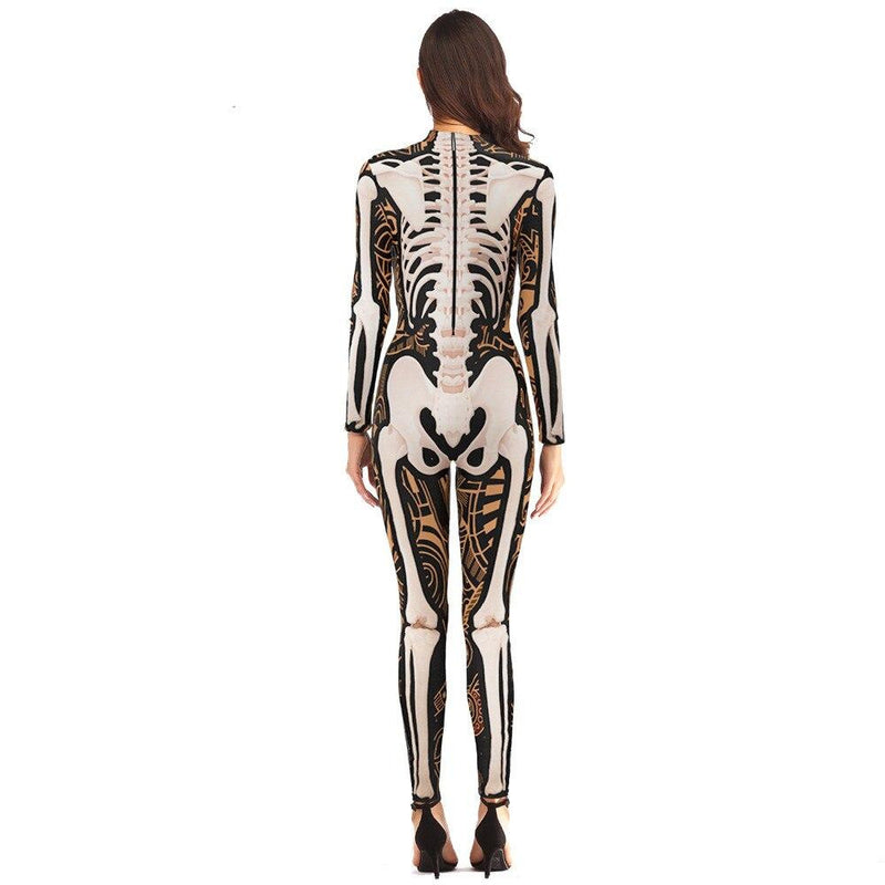 Legging Costume Skeleton