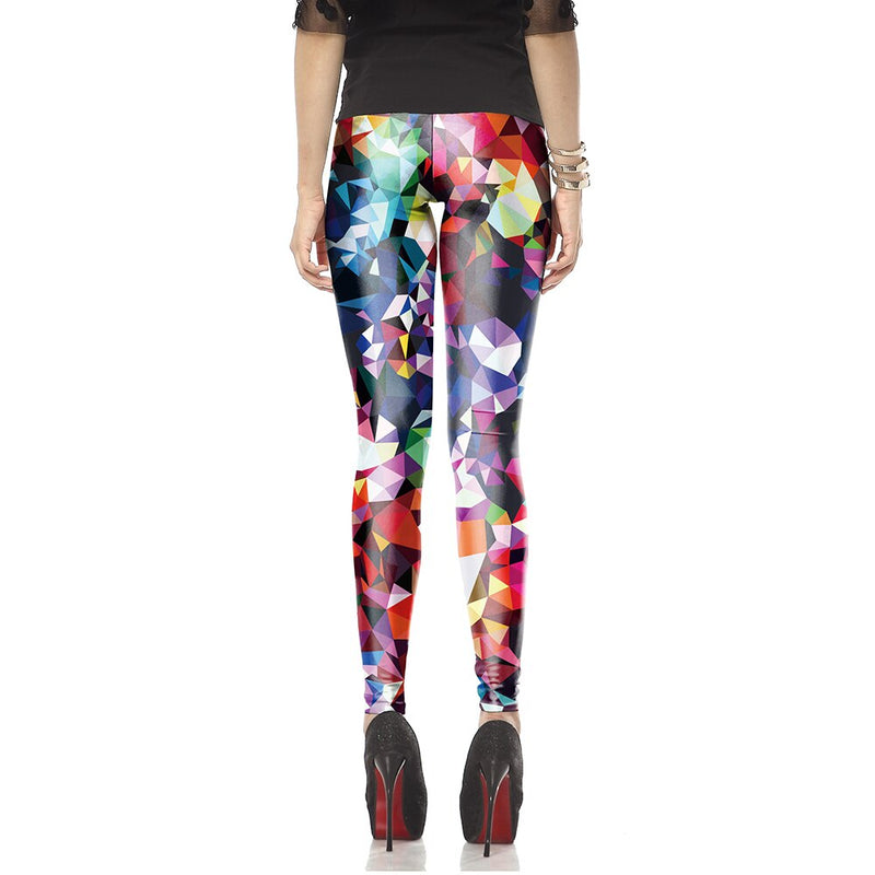 Legging Cartoon Colored