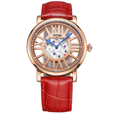 Montre Unisex Dom Skeleton
