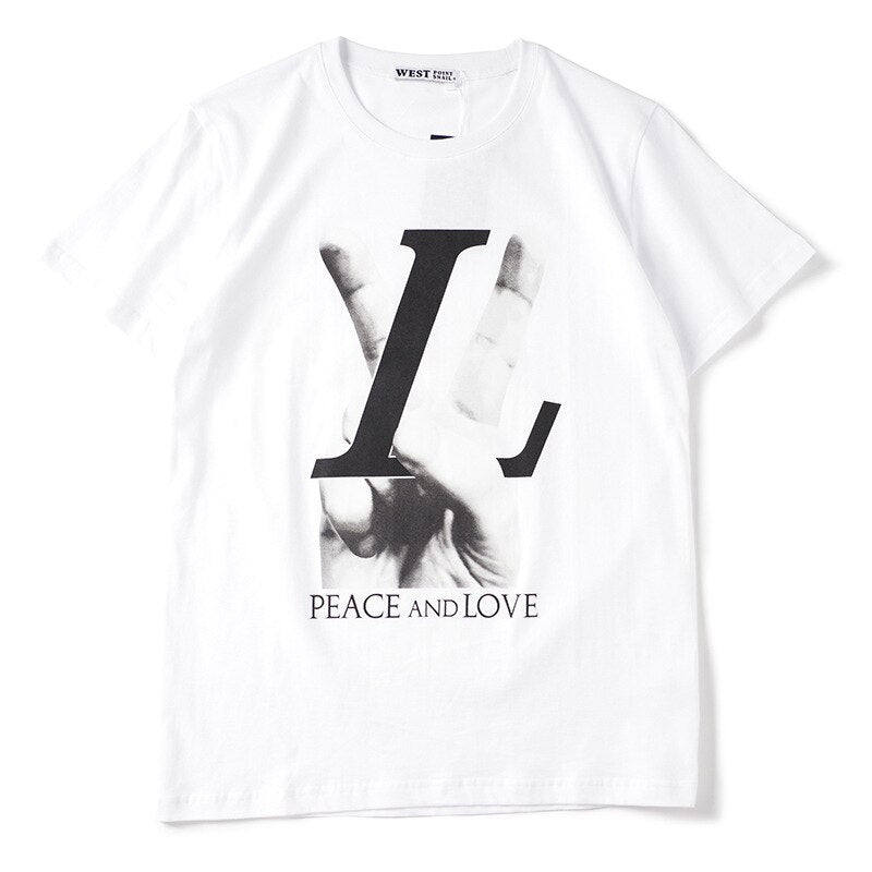 T-Shirt Fashion LV - iONiQ SHOP