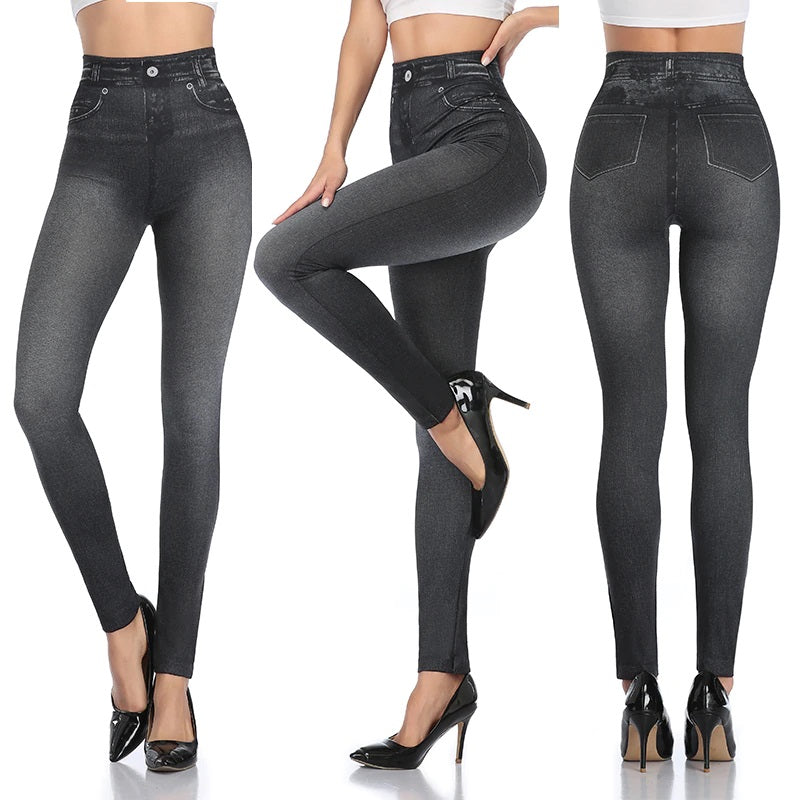 Legging Jeans - Jegging Denim