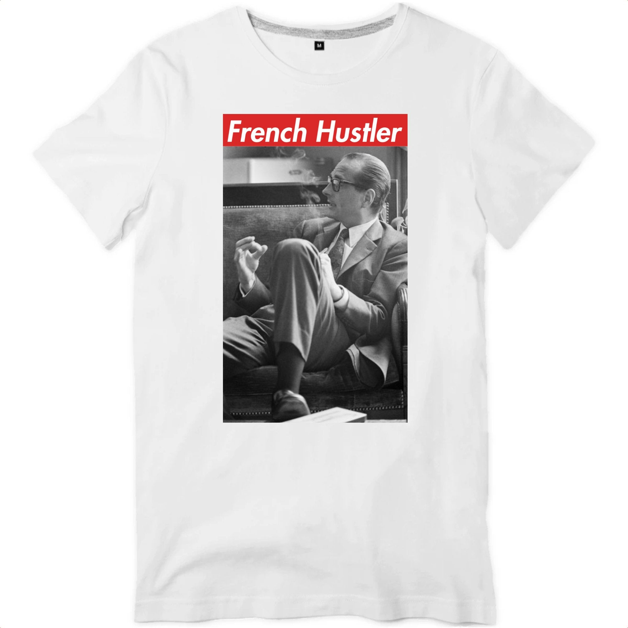 FRENCH SWAG - CHIRAC HUSTLER | TEE SHIRT