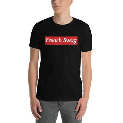 FRENCH SWAG - LOGO BG | TEE SHIRT