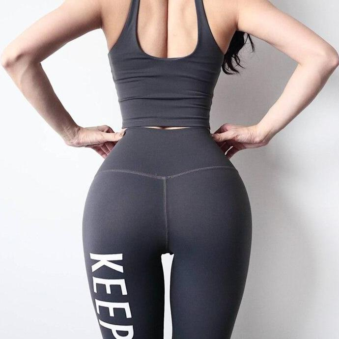 Legging Top Fitness