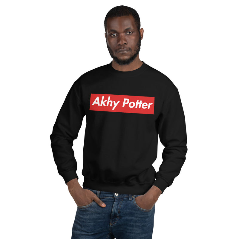 French Swag - Akhy Potter | Sweat Shirt - iONiQ SHOP