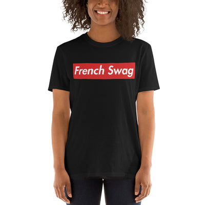 FRENCH SWAG - LOGO BG | TEE SHIRT - iONiQ SHOP