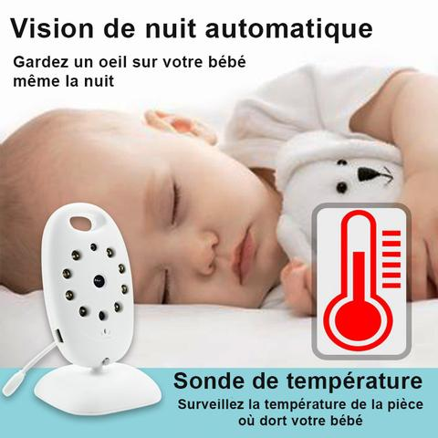 Babyphone Video Bébé