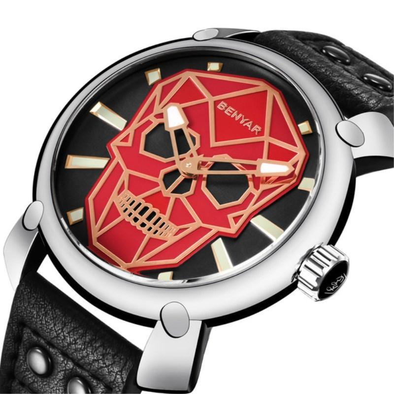 Montre Punk Skull | IONIQ SHOP
