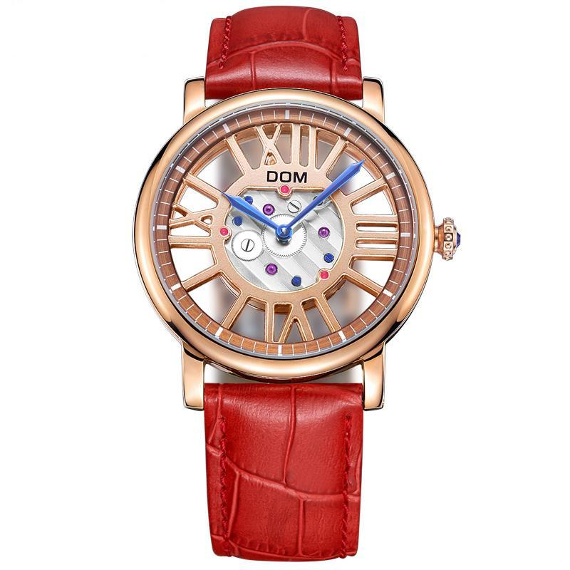 Montre Dom Skeleton | IONIQ SHOP