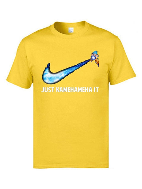 T-Shirt Dragon Ball Super Goku Kameha