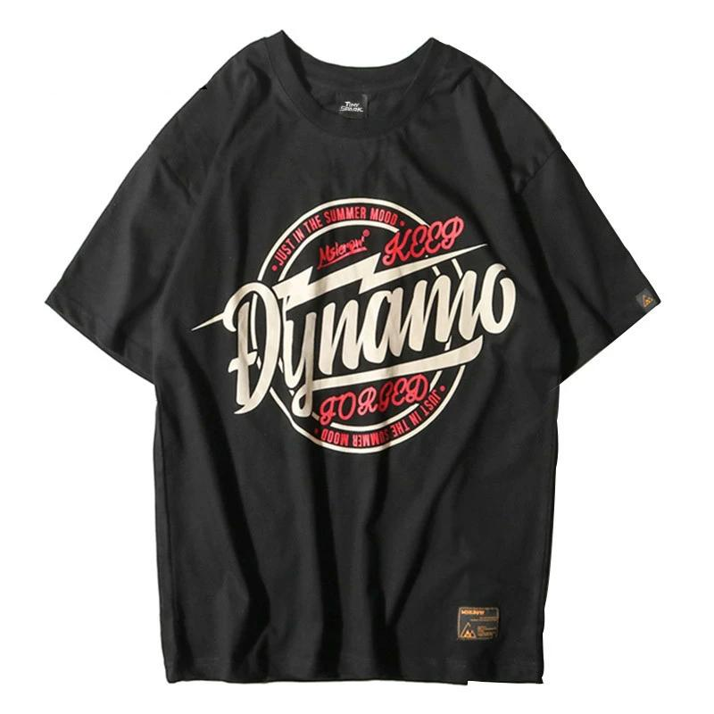 T-Shirt Dynamo Creative - iONiQ SHOP