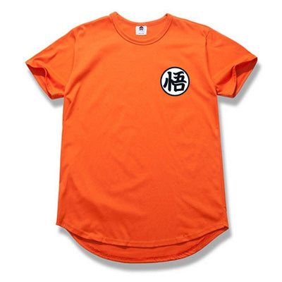T-Shirt Dragon Ball Z Orange Goku ou Kame - iONiQ SHOP