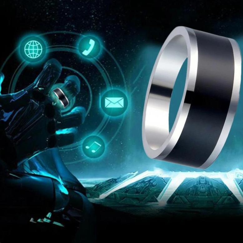 NFC Smart Ring - Bague Magique NFC | IONIQ SHOP