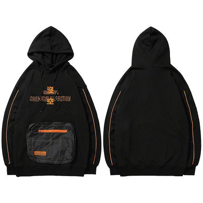 STREET WEAR HOODIE CHMC | JAPAN URBAN WEAR - iONiQ SHOP
