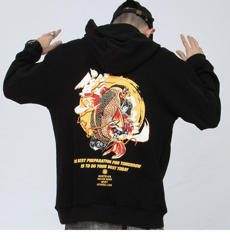 STREET WEAR HOODIE ARTY | JAPAN URBAN WEAR